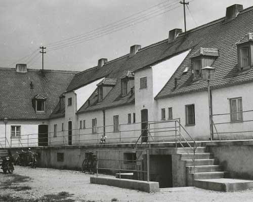 """Gründung der """"Oberbayerische Heimstätte Gemeinnützige Siedlungs-GmbH"""""""